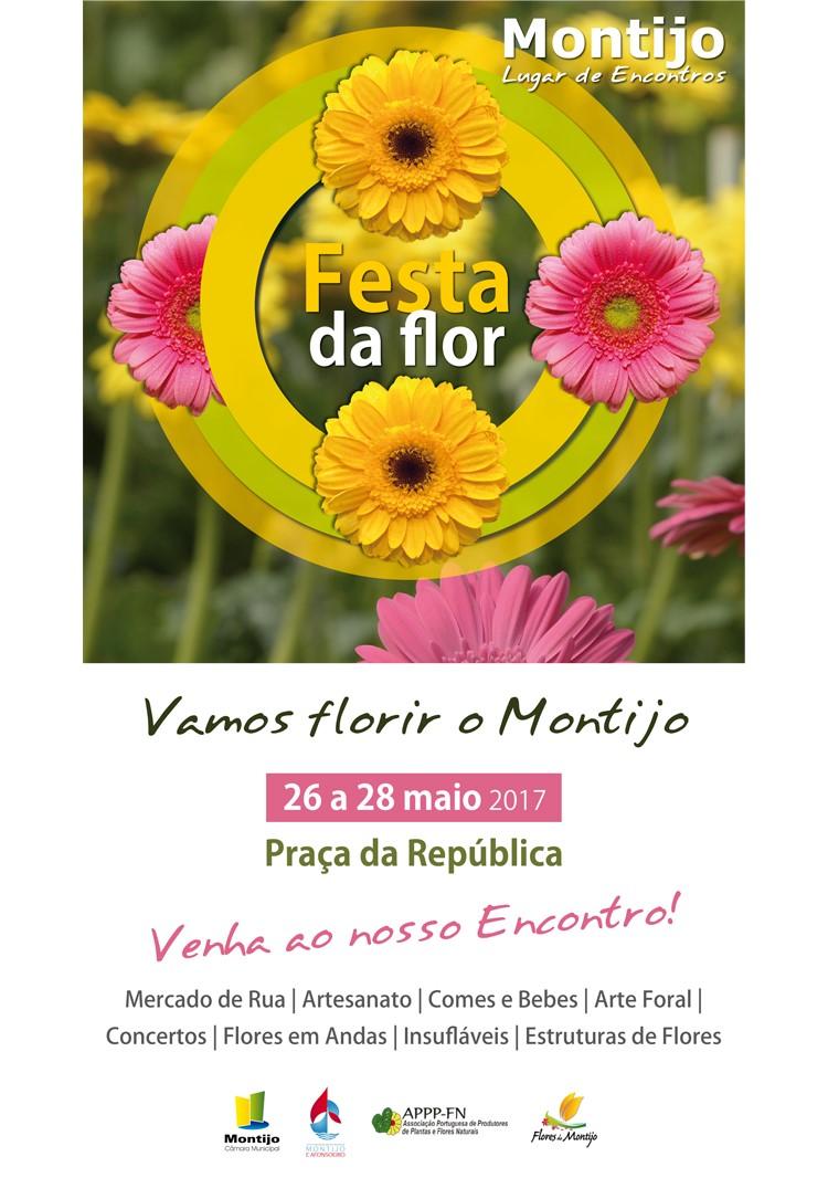Vamos Florir o Montijo - Festa da Flor