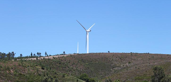 Parque eólico da Pampilhosa da Serra