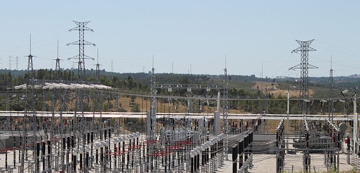 Subestação Eléctrica de Castelo Branco 220/150/60kV – REN